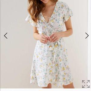 Loft Floral Dress